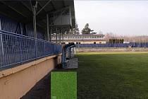 Fotbalový stadion Týnec nad Sázavou