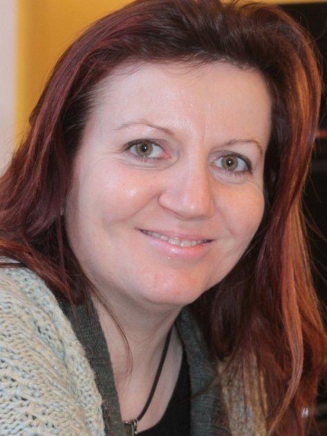 Anka Houžvičková.