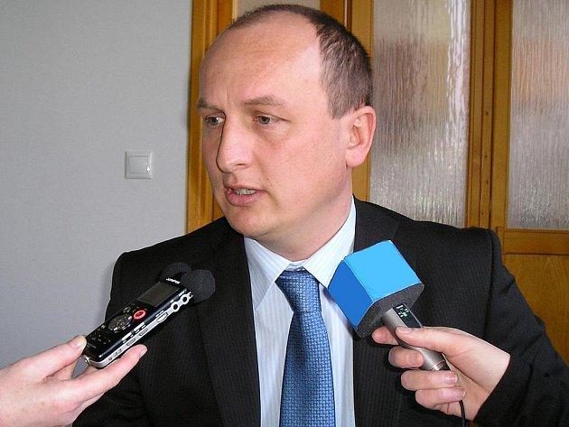 Pavel Mareš, šéf policistů na Benešovsku.