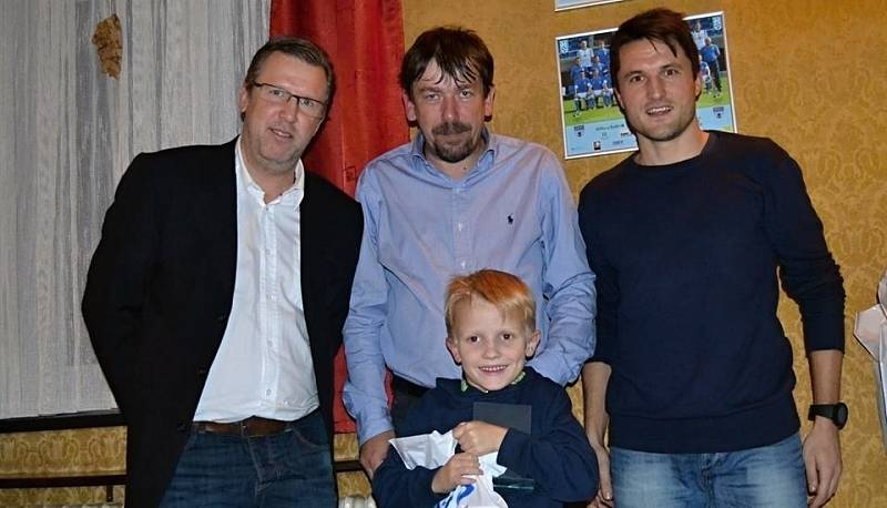 Slavnostní večer FC Sellier&Bellot Vlašim v klubovně Gól.