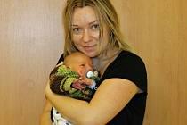 Vojta Krejčí se narodil 8. ledna 2019 ve 4.06 hodin Aleně Keblúškové a Zdeňkovi Krejčímu. Po narození vážil 2790 gramů a měřil 47 centimetrů. Ve Vlašimi na něj čeká sestra Nikolka (16).