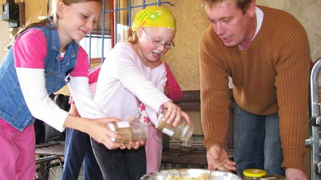 Choceradský bramborák 2008
