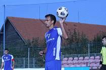 Fotbalisté Vlašimi a Příbrami se rozešli smírně po výsledku 1:1.