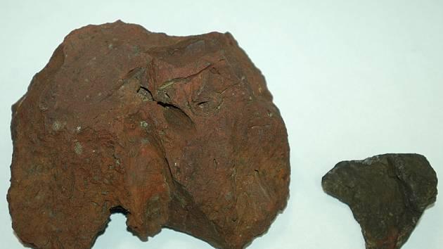 Meteorit číslo 1.