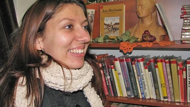 Neveklovskou knihovnu čeká letos stěhování. Ilustrační foto.
