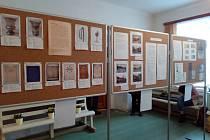 Výstava v Neveklově.