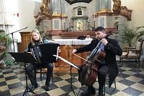 Komorní koncert připravila pro své občany obec Ostředek na sobotu 23. března 2019.