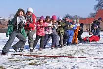 Zimní Hasíkovo dobrodružství v Kondraci.