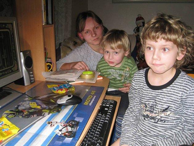 Šárka Kožantová ani devět měsíců po mateřské dovolené nemůže najít zaměstnání