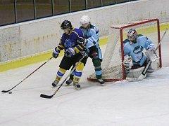 Benešovští Vodní lvi se doma konečně dočkali výhry, když porazili Milevsko.