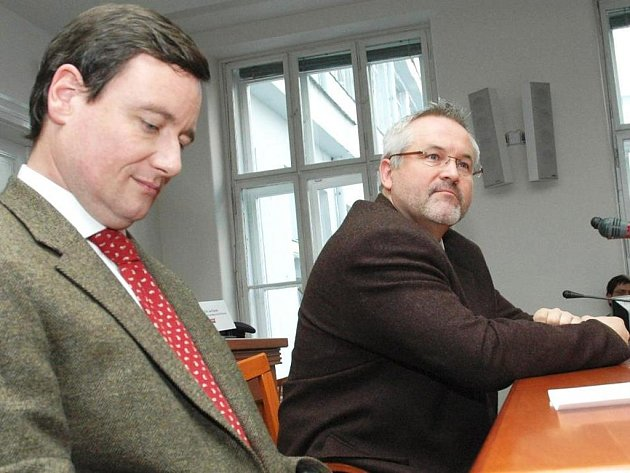 David Rath a Petr Hostek.