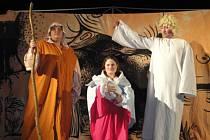 Pohádkové představení bude plné koled a vánočních písní.