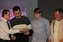 Galavečer Sportovec roku 2014 na Benešovsku.