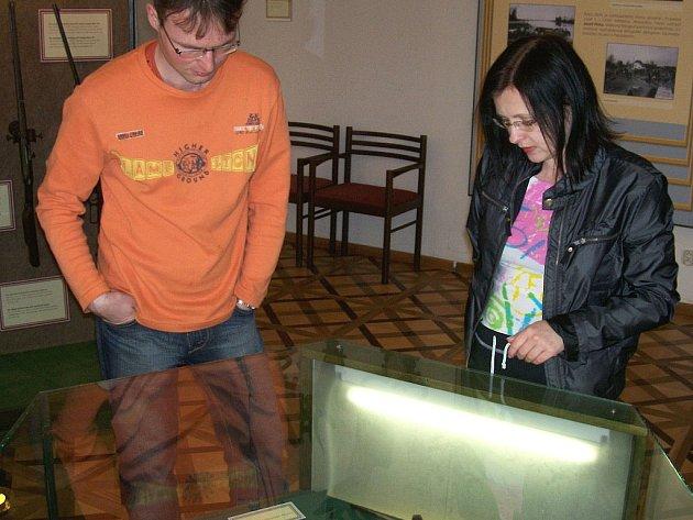 Návštěvníci vlašimského muzea.