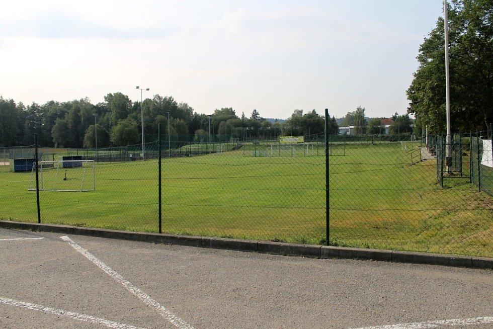 Atletický areál vznikne do roku 2018 u benešovského zimního stadionu.