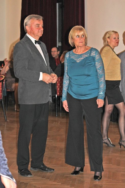Sedmý ples BC Benešov.