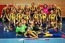 Florbalistky Benešova zastavila děvčata z Herbadentu, ale výkony hráček od Konopiště jsou příslibem do sezony.