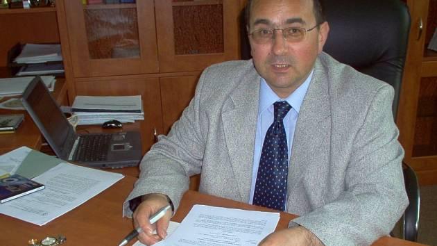 Ředitel KVS Zdeněk Císař.