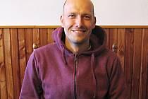 Trenér fotbalistů FC Sellier&Bellot Petr Havlíček.