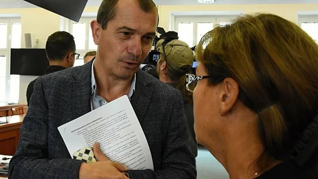 Středočeské inovační centrum obměnilo členy správní rady, předsedou se stal Věslav Michalik.