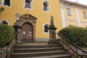 Klášter svatého Františka ve Voticích mohou zájemci navštívit již nyní.