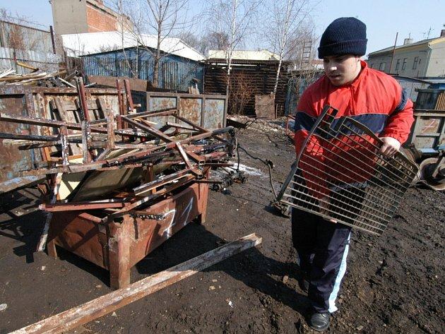 Také na Benešovsku řešila ve sběrných surovinách Česká obchodní inspekce drobné delikty.