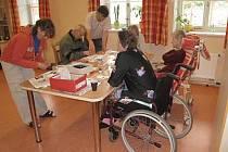 Čerčanský hospic oslaví začátkem září již třetí narozeniny.
