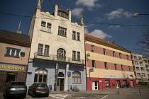 Muzeum umění a designu v Benešově.