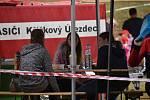 Čtvrté kolo Benešovské hasičské ligy se uskutečnilo v Louňovicích pod Blaníkem.