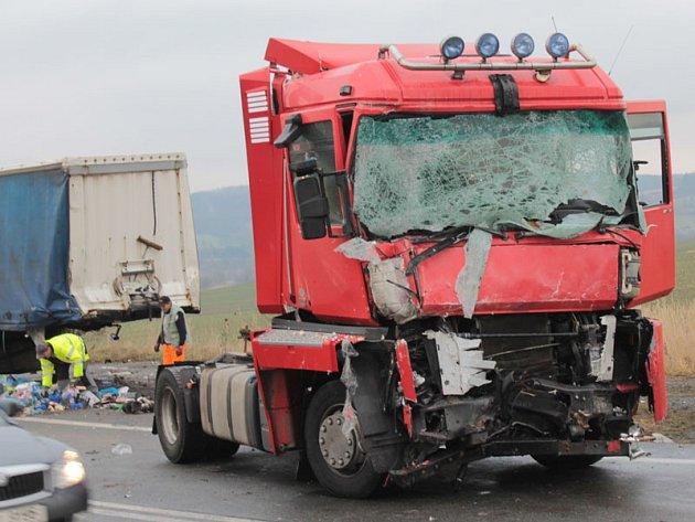 Za posledních 10 let se v katastru Olbramovic odehrálo 151 nehod. Některé z tragickými následky.
