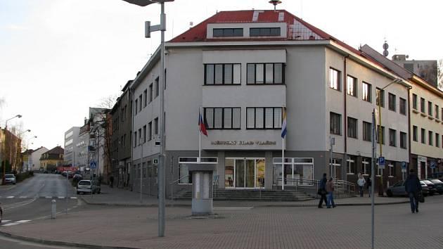 Městský úřad Vlašim.