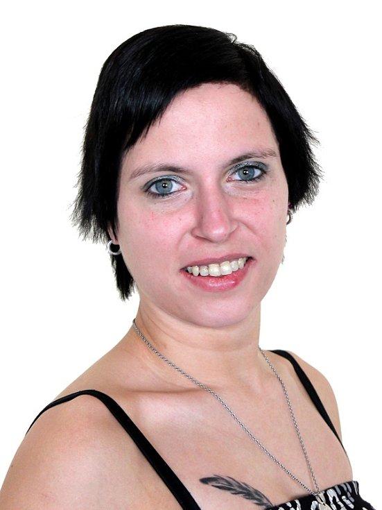 Účastnice castingu Libuše Jíšová z SDH Třemošnice.