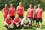 3.místo mužstvo Mačovic