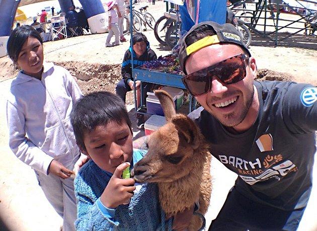 Libor Podmol zažil na Dakarské rallye mnoho zážitků a zjistil, jak je drsná.