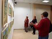 Výstava Toulky českou krajinou je k vidění v Podblanickém ekocentru až do 5. listopadu.