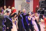 Maturitní ples OA Vlašim, 20. ledna 2018, KD Karlov.