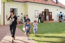 Ve Farním muzeu v Kondraci bylo o víkendu nebývale rušno.