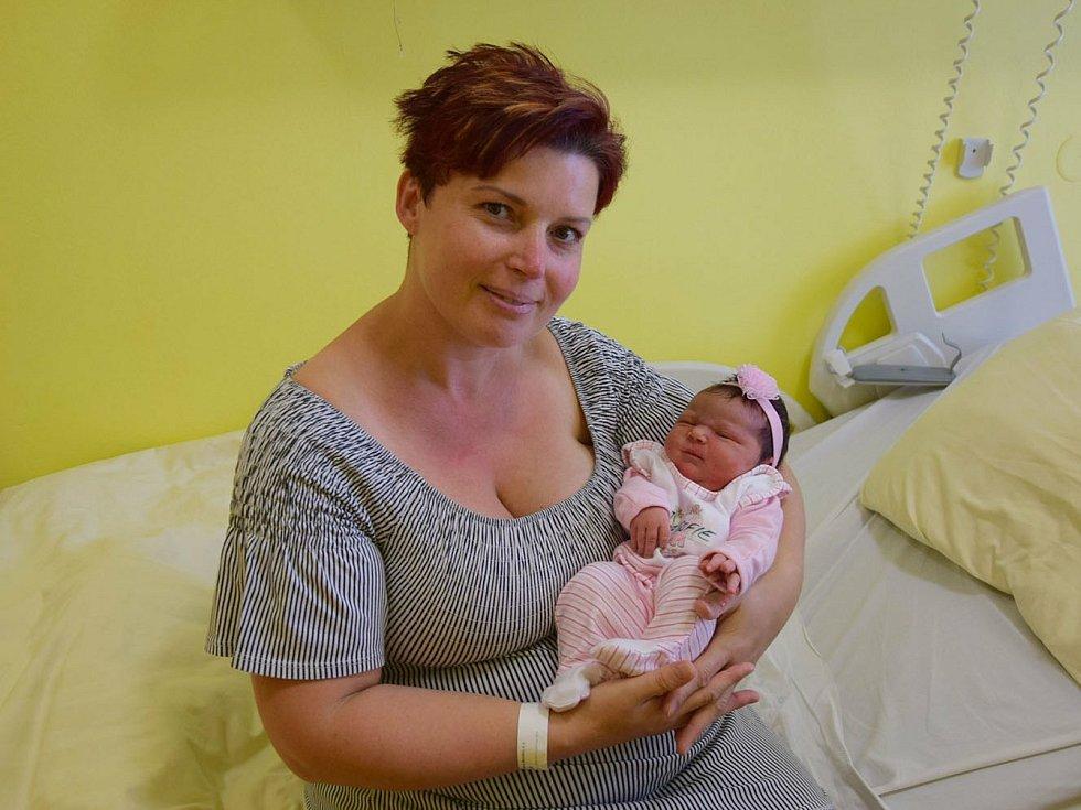 Sofie Útratová se Lucii Dvořákové a Jiřímu Útratovi narodila v benešovské nemocnici 29. července 2020 v 9.40 hodin, vážila 3930 gramů. Doma v Benešově na ni čeká bratr Filip (16).