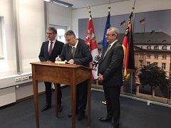 Spolupracovat budou studenti i turistické managementy, kývli Středočeši a Němci