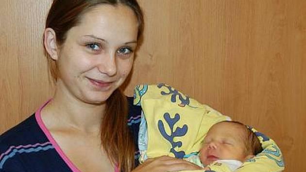 Slavnostním dnem pro rodiče Michaelu Prilovou a Aleše Vokatého  je 7. říjen. V 13.45 se jim narodil prvorozený syn Jakub. Při příchodu na tento svět vážil  2,90 kg a měřil 48 cm. Doma bude v Benešově.