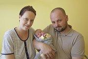 Lucii Jirákové a Martinovi Simandlovi zobce Chrást se 21. května v15.11 narodila dcerka Anetka Simandlová. Při narození vážila 2780 gramů a měřila 48 centimetrů.