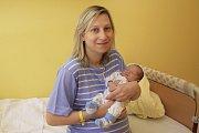 Manželé Kateřina a Pavel Doubkovi jsou od 4. srpna šťastnými rodiči malého Ondřeje. Ten se narodil ve12.00 s 2800 gramy a 46 centimetry. Doma ve Struhařově se na něj těší bráška Pavel (3).
