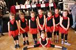 Okresního kola taneční soutěže se zúčastnilo 250 jednotlivců.