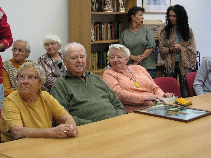 Benešov, Domov seniorů ve Villaniho ulici