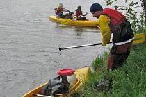 Na Benešovsku se čištění řeky Sázavy uskuteční od 11. do 13. dubna.