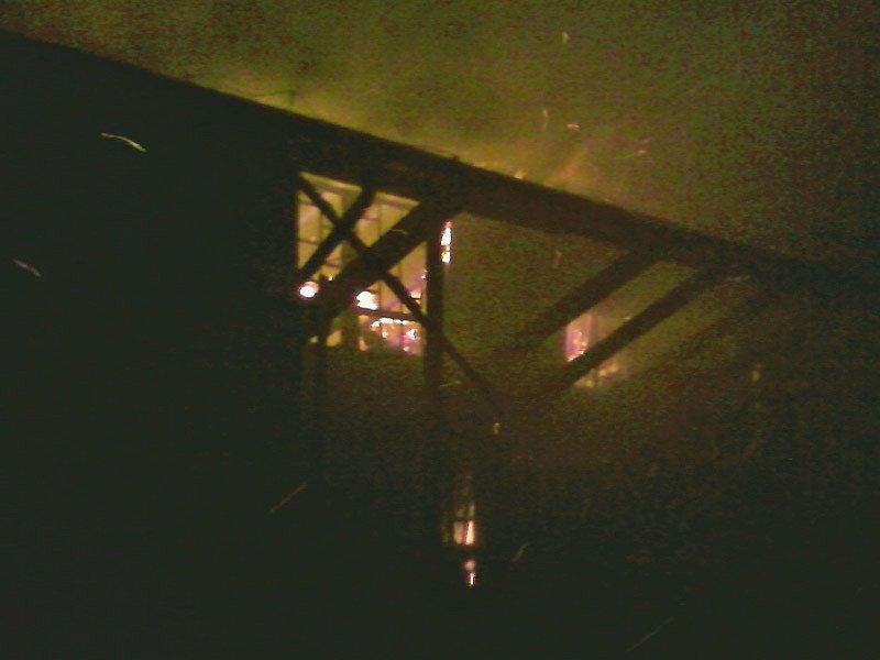 Požár truhlárny ve Voticích vypukl ve čtvrtek 12. dubna v noci před 3. hodinou.