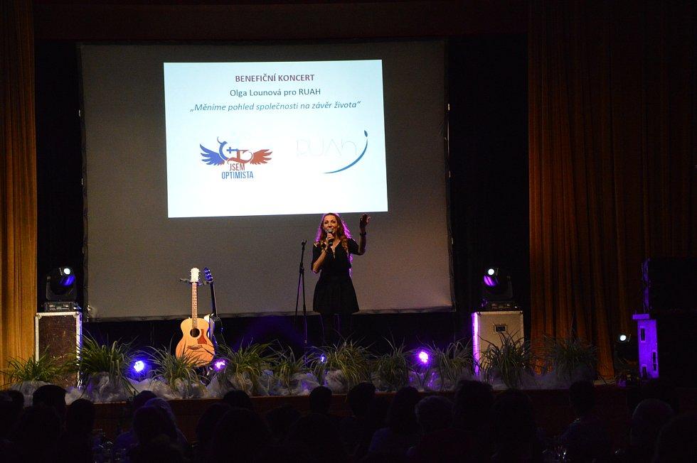Tradiční jarní koncert v Týnci nad Sázavou.