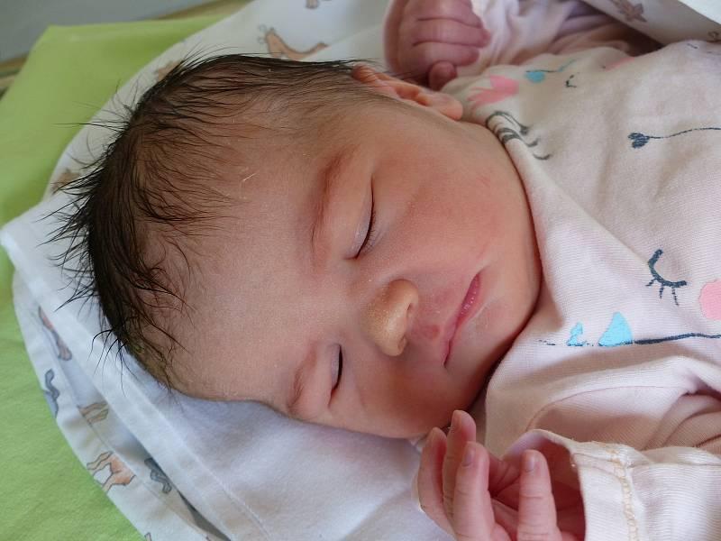 Zorka Baštová se narodila 21. července 2021 v kolínské porodnici, vážila 3100 g a měřila 49 cm. V Poděbradech bude vyrůstat s maminkou Adrianou a tatínkem Michalem.
