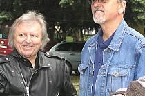 Václav a Jan Neckářovi.