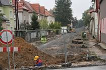 Oprava Tyršovy ulice spolyká šest milionů korun.